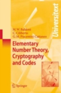 Cover Elementary Number Theory, Cryptography and Codes