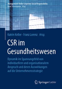 Cover CSR im Gesundheitswesen