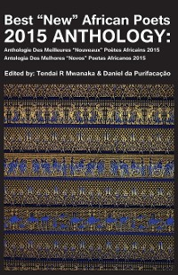 Cover Best 'New' African Poets 2015 Anthology