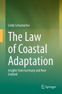 Cover The Law of Coastal Adaptation