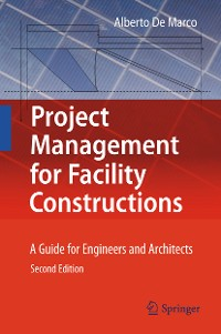 Cover Project Management for Facility Constructions