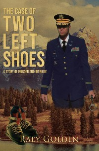 Cover The Case of the Two Left Shoes