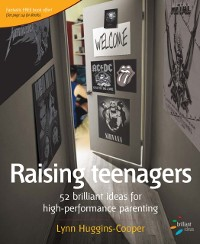 Cover Raising teenagers