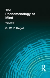 Cover Phenomenology of Mind