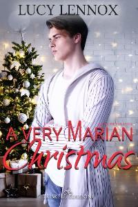 Cover A very Marian Christmas (edizione italiana)