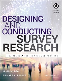 Cover Designing and Conducting Survey Research