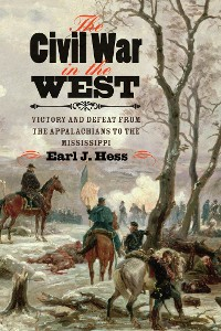 Cover The Civil War in the West
