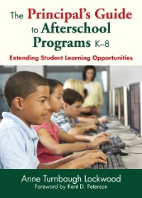 Cover Principal's Guide to Afterschool Programs K-8