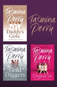 Cover Tasmina Perry 3-Book Collection: Daddy's Girls, Gold Diggers, Original Sin