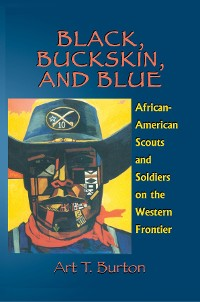 Cover Black, Buckskin, and Blue