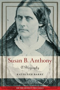 Cover Susan B. Anthony