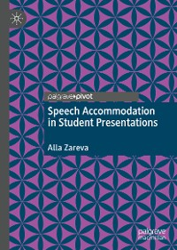 Cover Speech Accommodation in Student Presentations