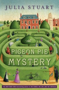 Cover Pigeon Pie Mystery