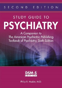 Cover Study Guide to Psychiatry