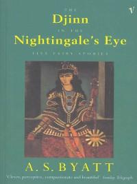 Cover The Djinn In the Nightingale's Eye