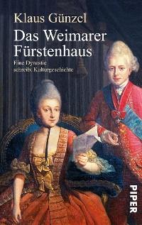 Cover Das Weimarer Fürstenhaus