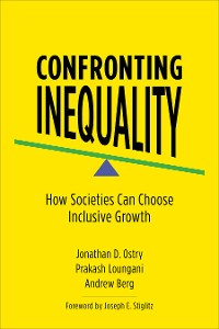Cover Confronting Inequality