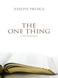Cover The One Thing–31-Day Devotional