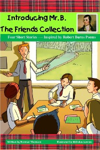 Cover Introducing Mr. B. The Friends Collection