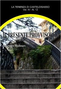 Cover Il presente provvisorio