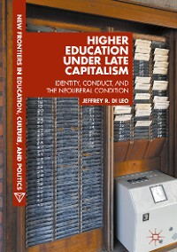 Cover Higher Education under Late Capitalism