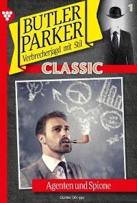 Cover Butler Parker Classic 1 – Kriminalroman