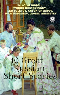 Cover 10 Great Russian Short Stories