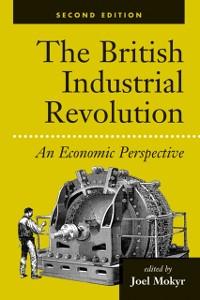 Cover British Industrial Revolution