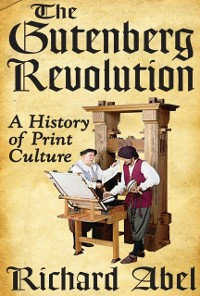 Cover Gutenberg Revolution