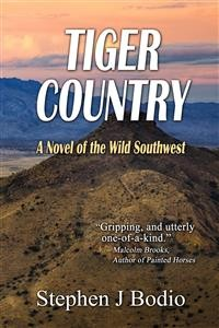 Cover Tiger Country