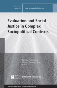 Cover Evaluation and Social Justice in Complex Sociopolitical Contexts
