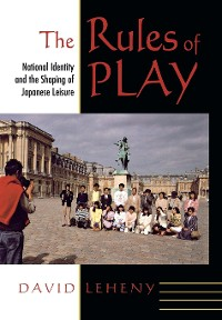 Cover The Rules of Play
