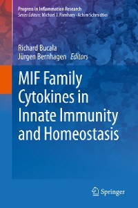 Cover MIF Family Cytokines in Innate Immunity and Homeostasis