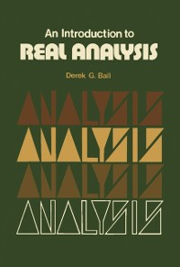 Cover Introduction to Real Analysis