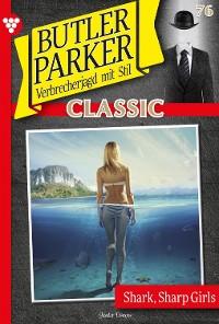 Cover Butler Parker Classic 76 – Kriminalroman