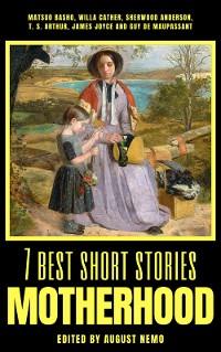 Cover 7 best short stories - Motherhood