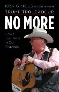 Cover Trump Troubadour No More