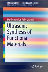 Cover Ultrasonic Synthesis of Functional Materials