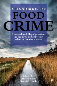 Cover A Handbook of Food Crime