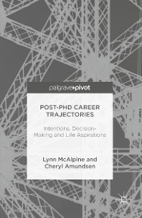 Cover Post-PhD Career Trajectories