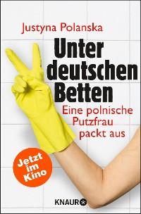Cover Unter deutschen Betten