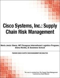Cover Cisco Systems, Inc.