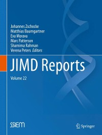 Cover JIMD Reports, Volume 22
