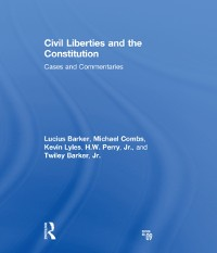 Cover Civil Liberties and the Constitution