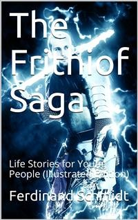 Cover The Frithiof Saga / Life Stories for Young People