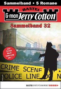 Cover Jerry Cotton Sammelband 32