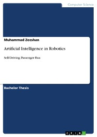 Cover Artificial Intelligence in Robotics