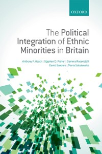 Cover Political Integration of Ethnic Minorities in Britain