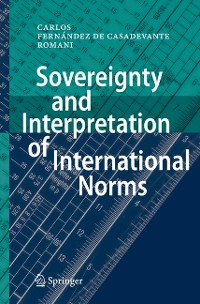 Cover Sovereignty and Interpretation of International Norms