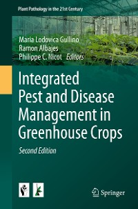 Cover Integrated Pest and Disease Management in Greenhouse Crops